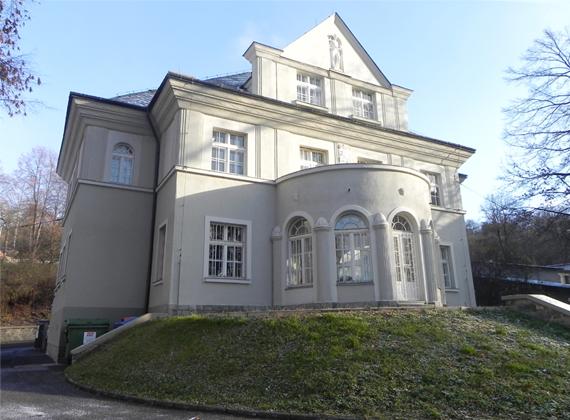 Prodej HÜBLOVY VILY v centru Ústí nad Labem   | ALP-REAL s.r.o.